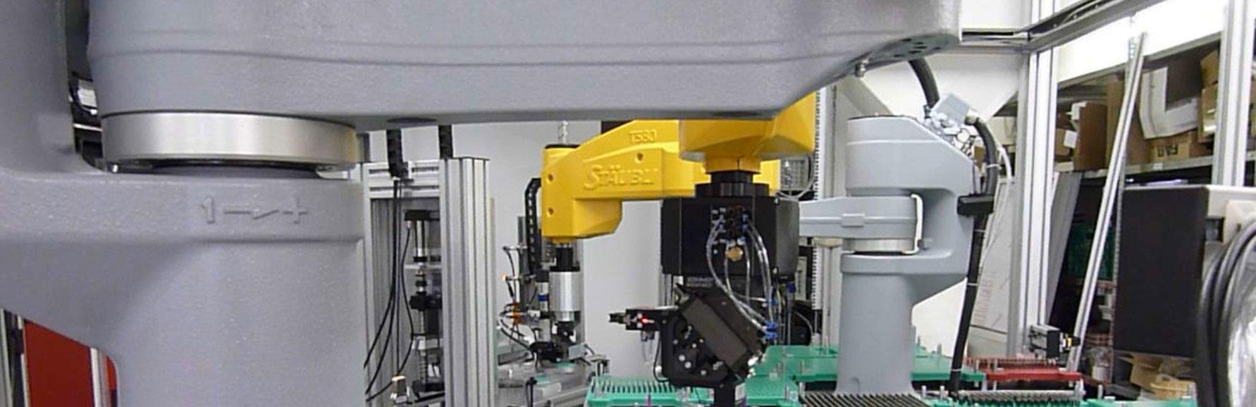 SPS Roboter